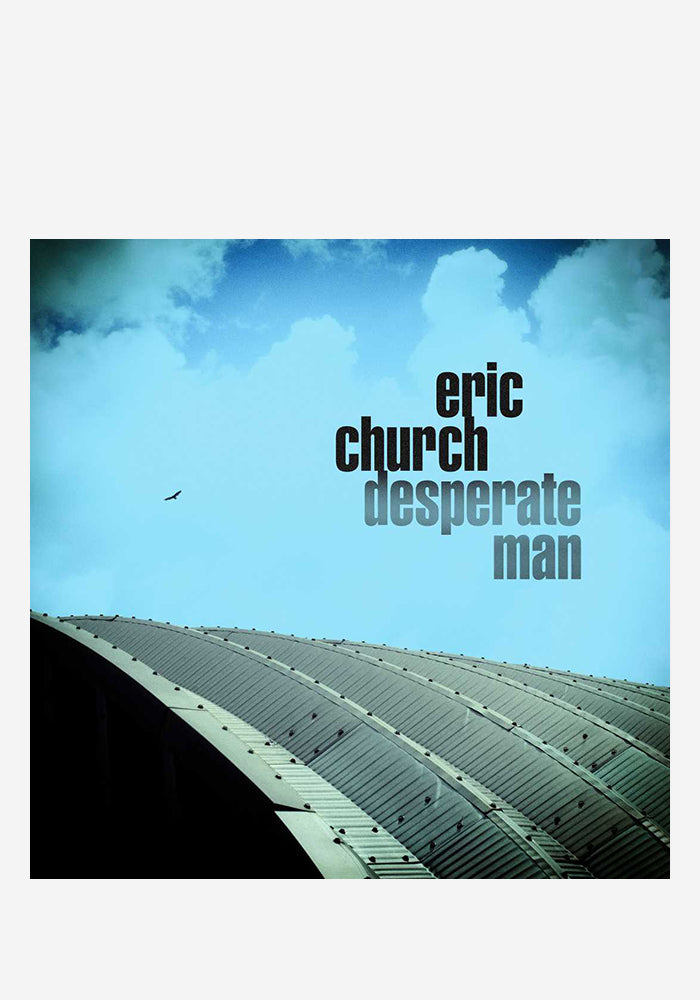 ERIC CHURCH Desperate Man LP