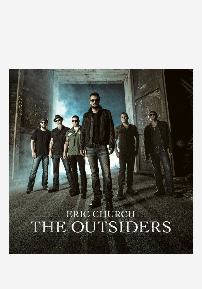 ERIC CHURCH The Outsiders LP