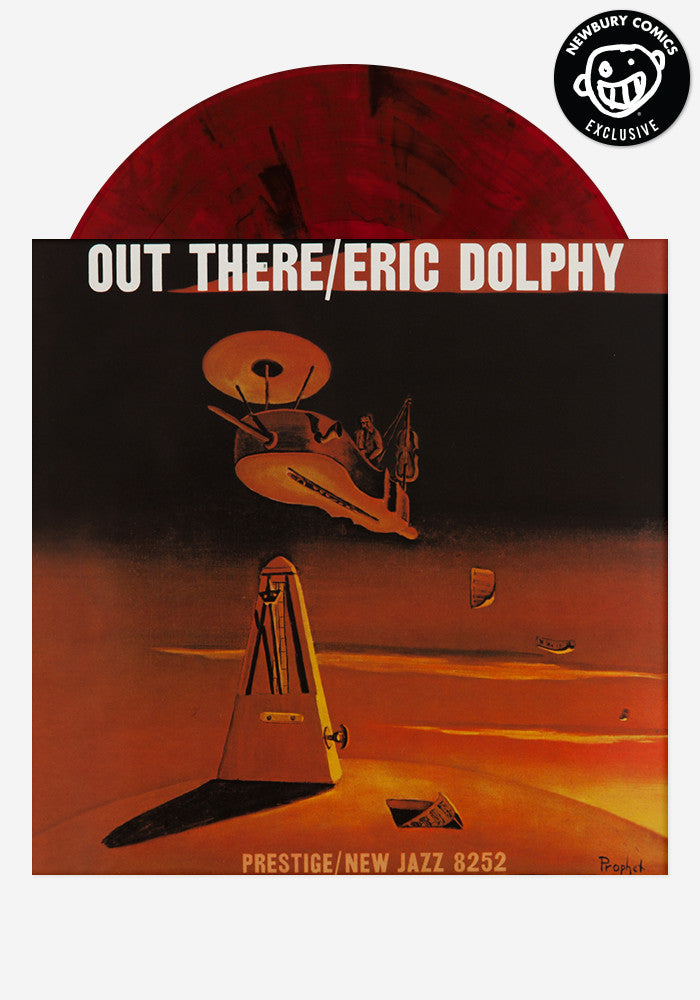 ERIC DOLPHY Out There Exclusive LP