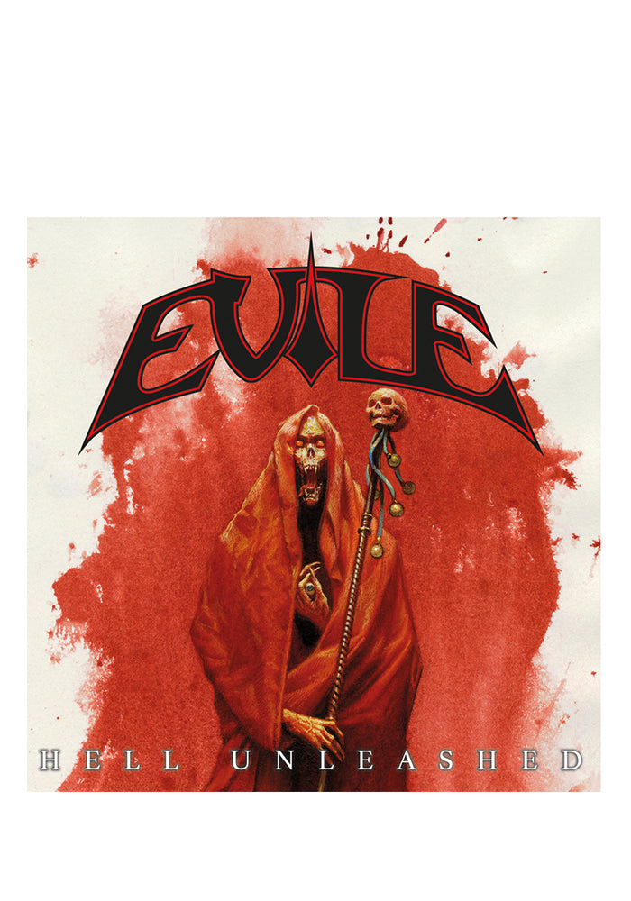 EVILE Hell Unleashed LP With Autographed Booklet