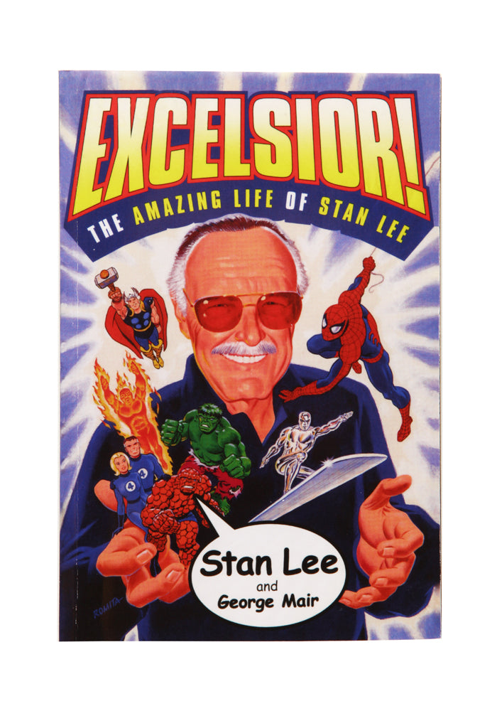 STAN LEE Excelsior! The Amazing Life Of Stan Lee