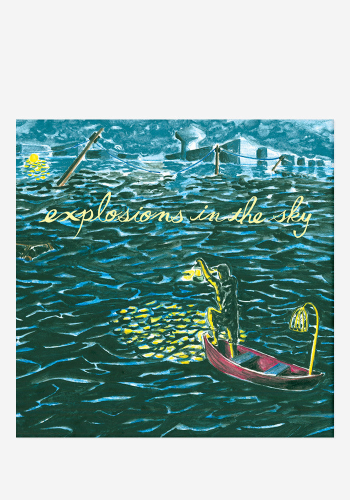 EXPLOSIONS IN THE SKY All Of A Sudden I Miss Everyone 2 LP
