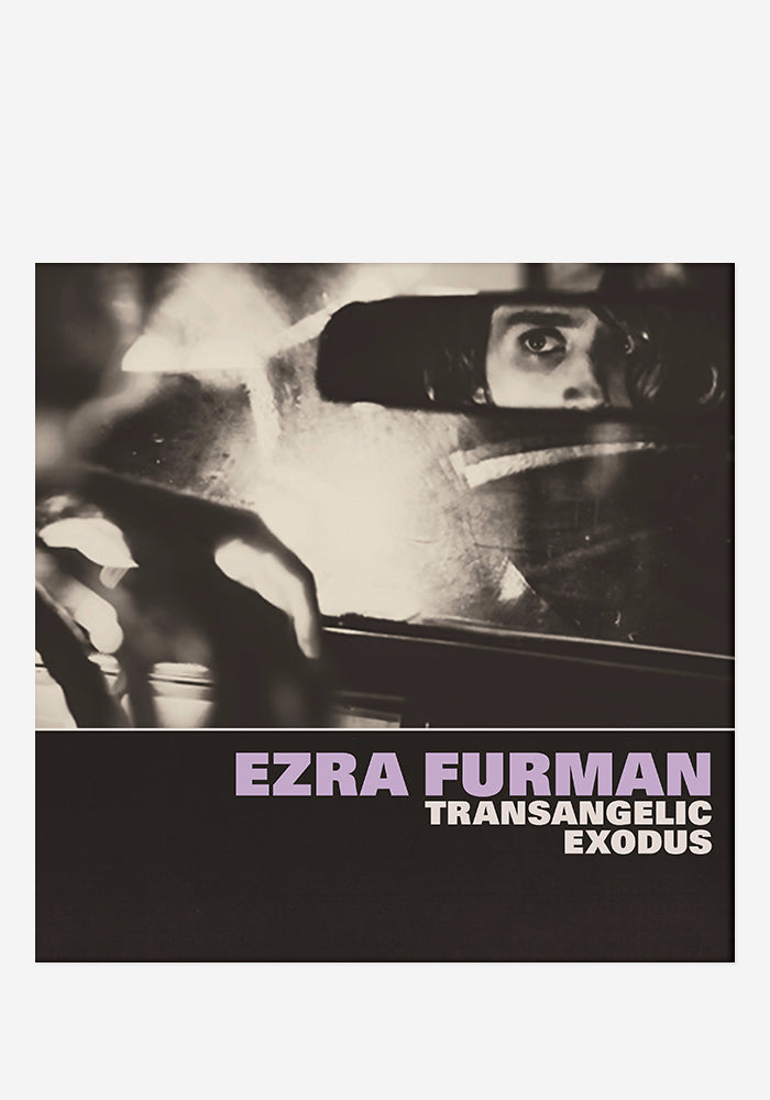 EZRA FURMAN Transangelic Exodus With Autographed CD Booklet