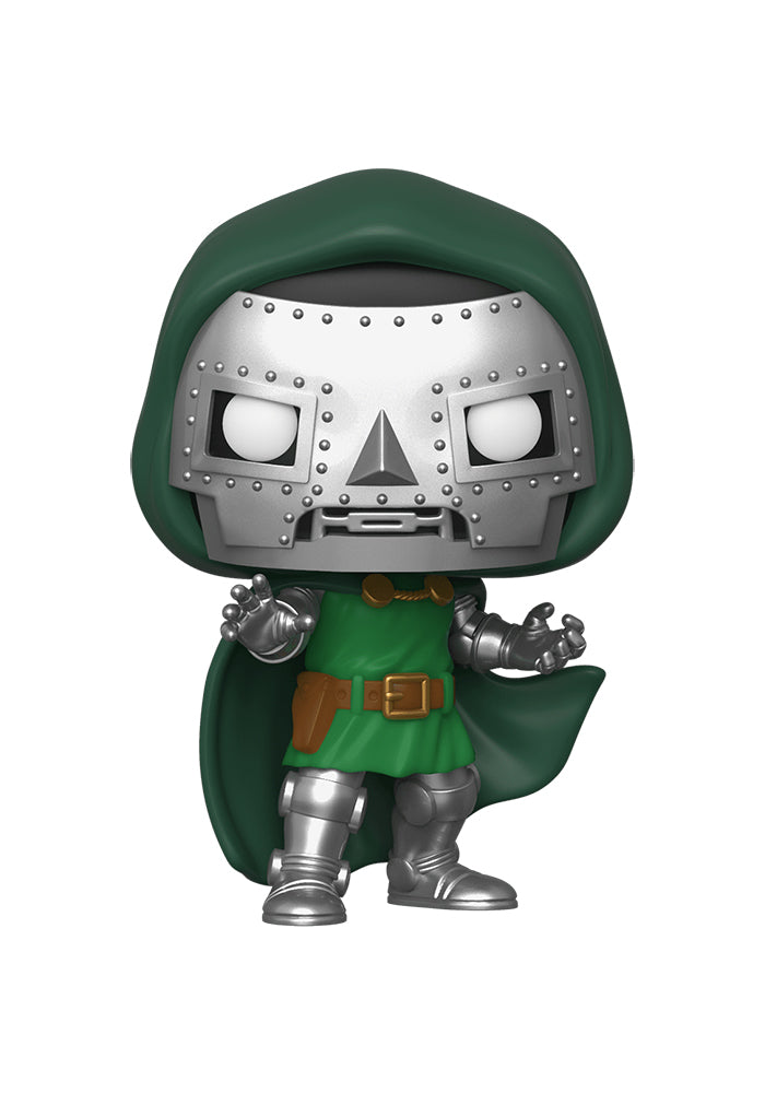 FANTASTIC FOUR Funko Pop! Marvel: Fantastic Four - Doctor Doom