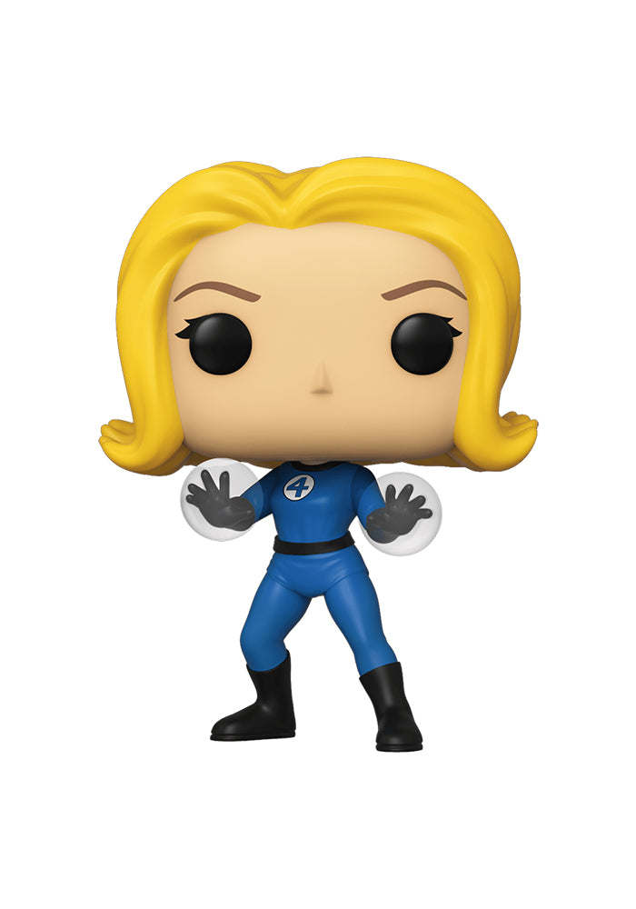 FANTASTIC FOUR Funko Pop! Marvel: Fantastic Four - Invisible Girl