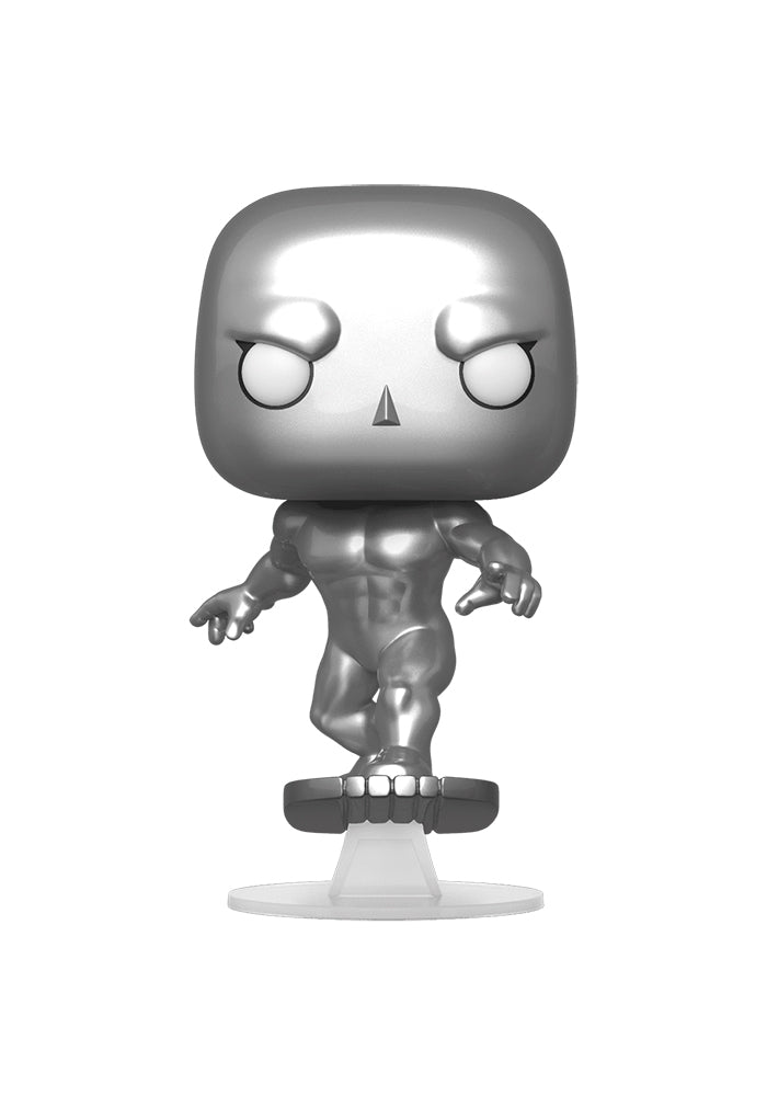 FANTASTIC FOUR Funko Pop! Marvel: Fantastic Four - Silver Surfer