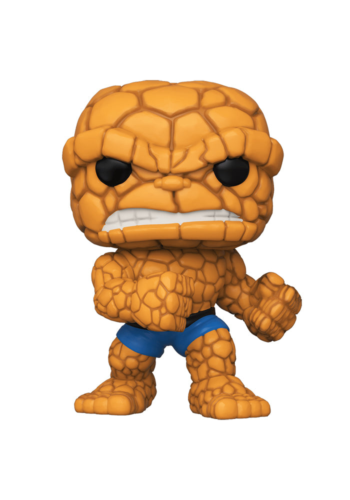 FANTASTIC FOUR Funko Pop! Marvel: Fantastic Four - The Thing