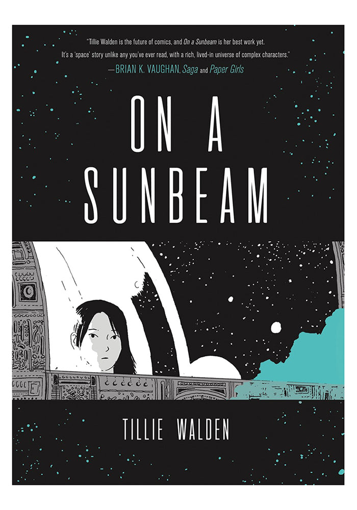 FIRST SECOND On a Sunbeam Graphic Novel