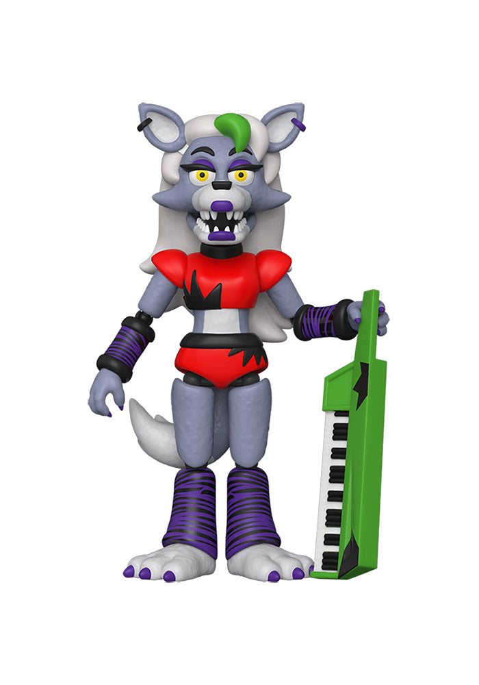 FIVE NIGHTS AT FREDDY'S Five Nights At Freddy's Security Breach 6-Inch Action Figure - Roxanne Wolf