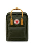 FJÄLLRÄVEN Kånken Backpack - Deep Forest/Acorn