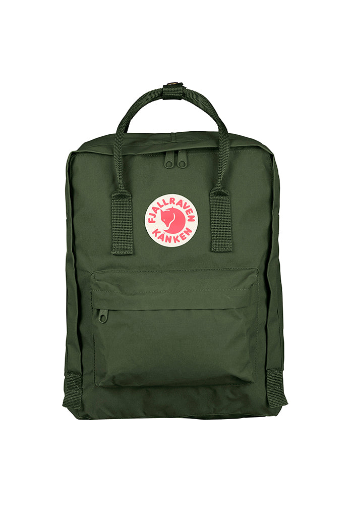 FJÄLLRÄVEN Kånken Backpack - Forest Green