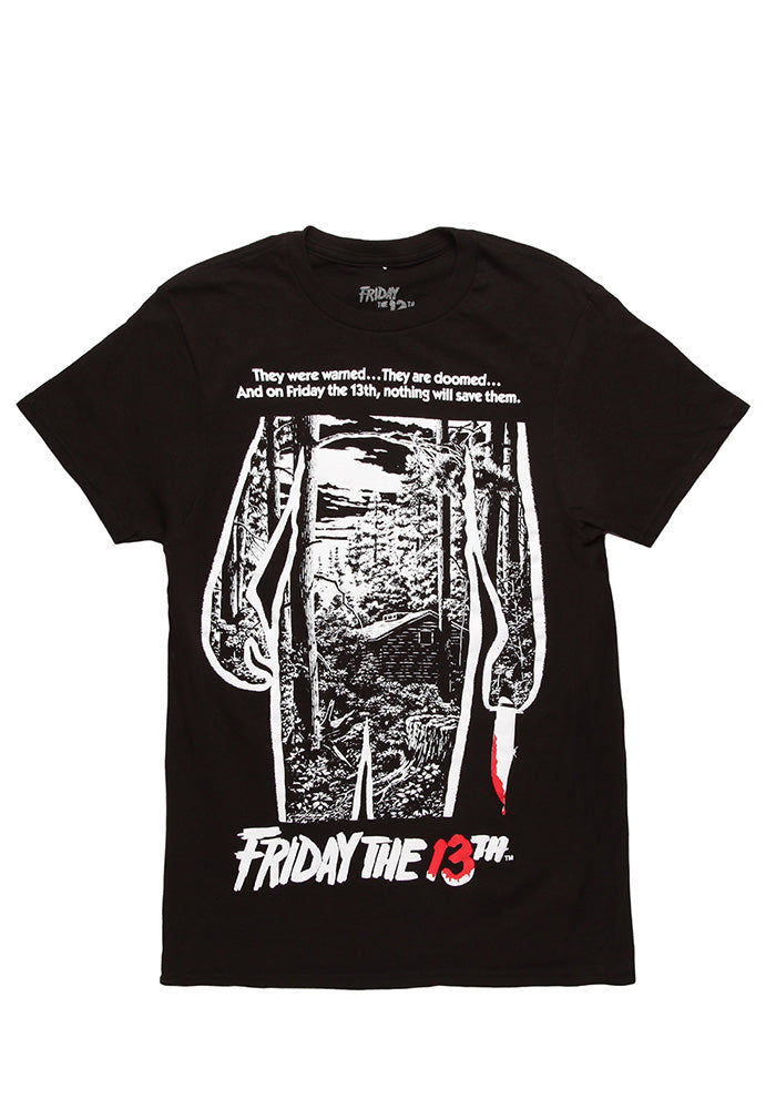 FRIDAY THE 13TH Crystal Lake T-Shirt