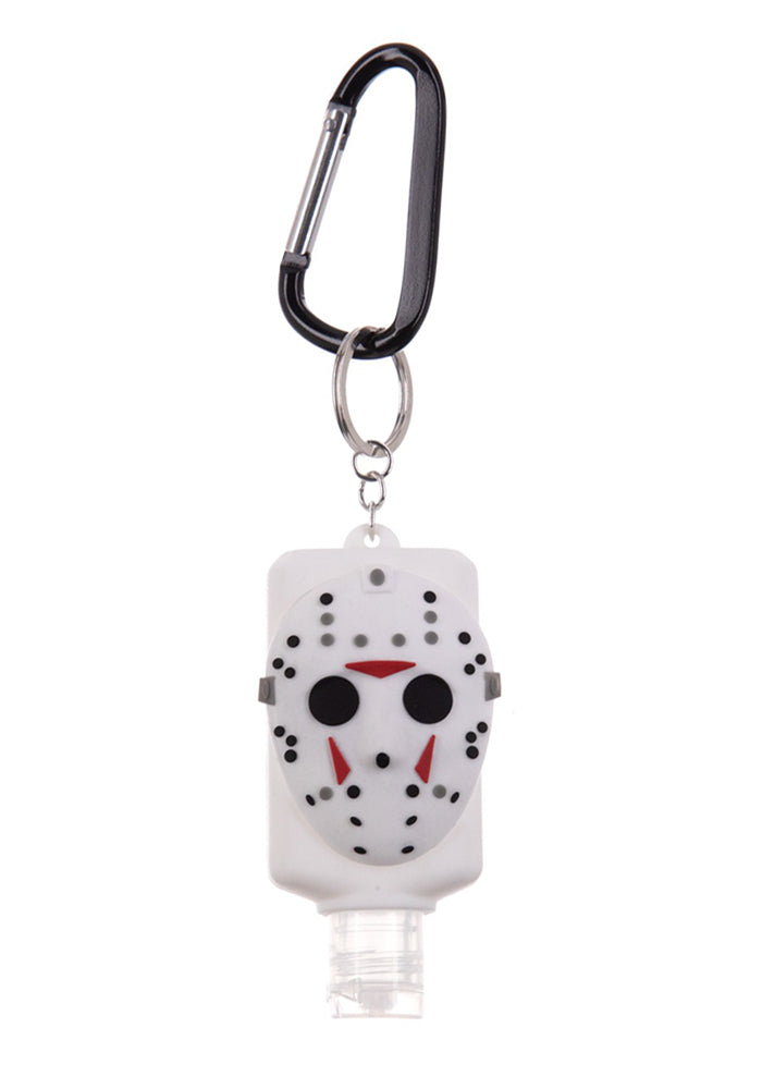 FRIDAY THE 13TH Jason Voorhees Mask Bottle Holder Keychain