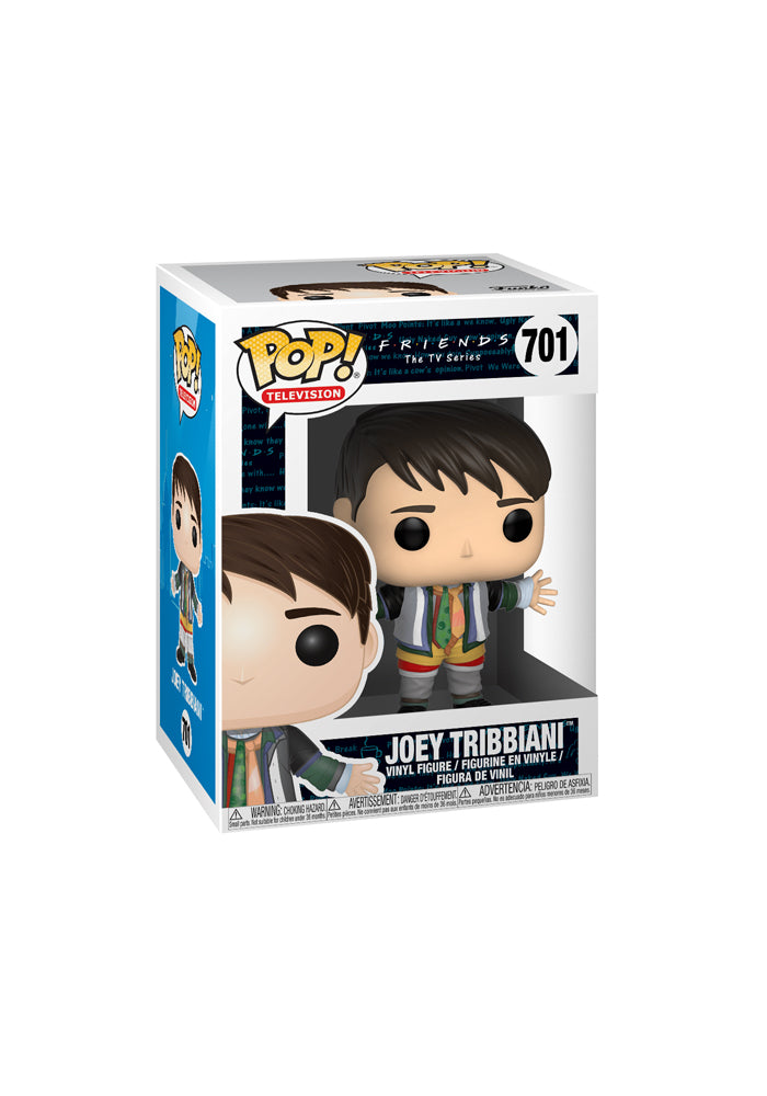 FRIENDS Funko Pop! Television: Friends - Joey In Chandler's Clothes