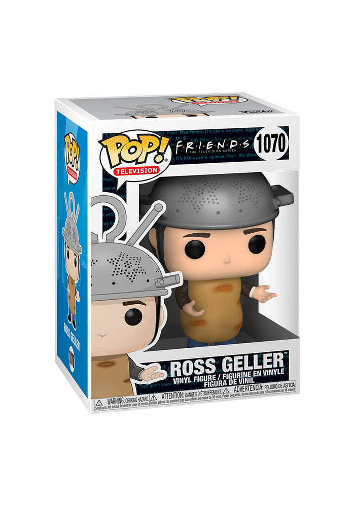 FRIENDS Funko Pop! Television: Friends - Ross As Sputnik