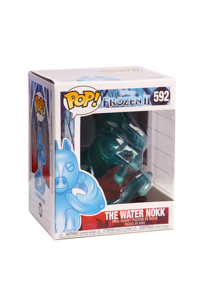 FROZEN Funko Pop! Disney: Frozen 2 - Water Nokk 6""