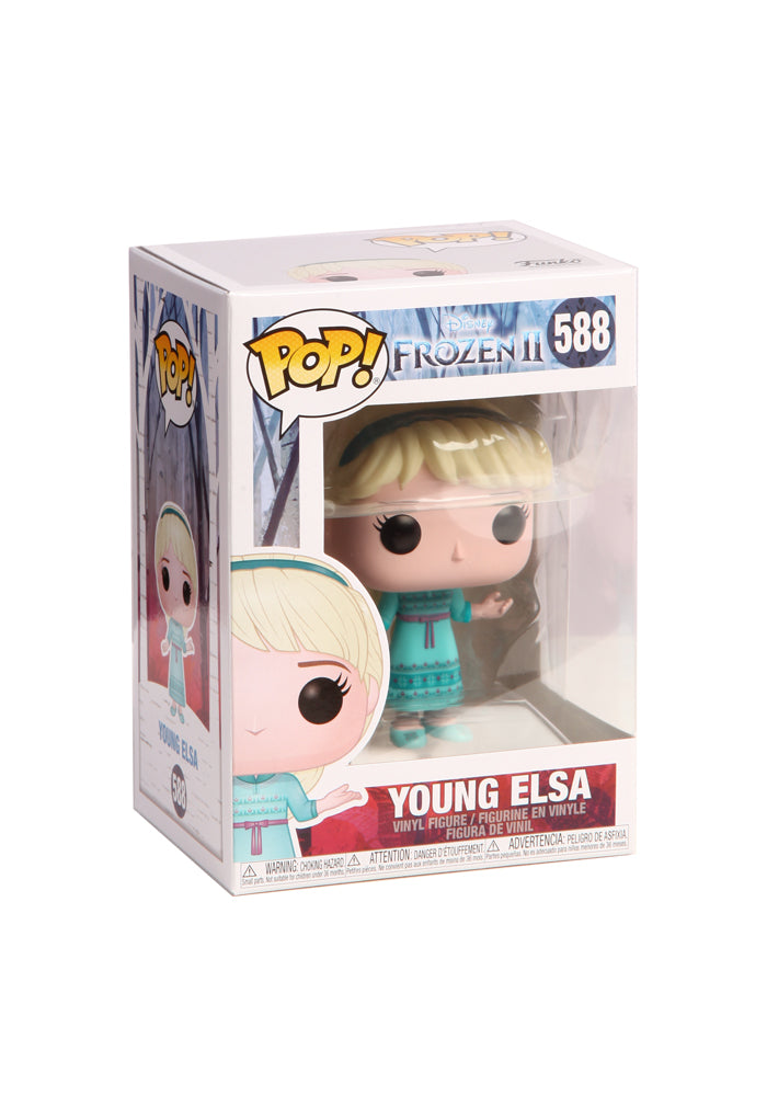 FROZEN Funko Pop! Disney: Frozen 2 - Young Elsa