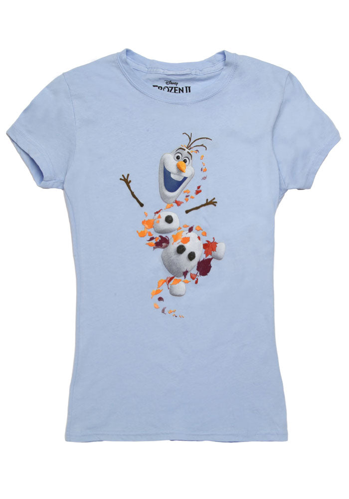 FROZEN Olaf Leaves Women's T-Shirt
