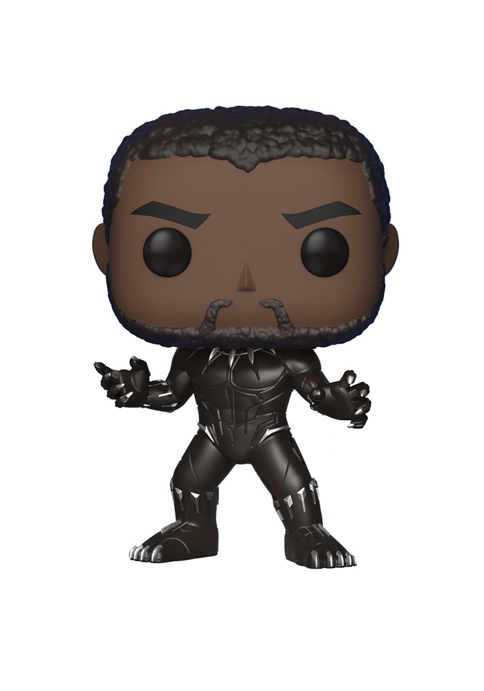 BLACK PANTHER Funko Pop! Marvel: Black Panther - Black Panther