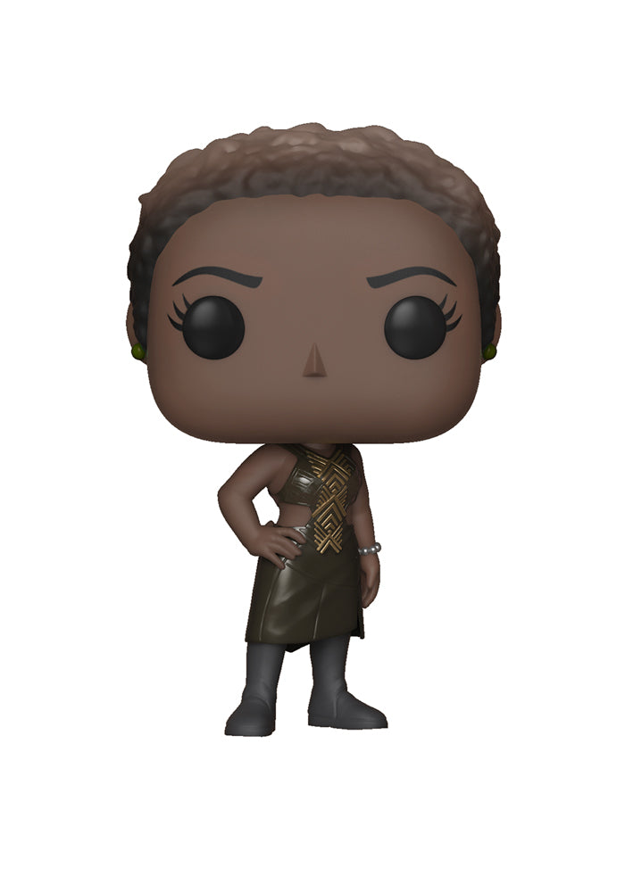 BLACK PANTHER Funko Pop! Marvel: Black Panther - Nakia