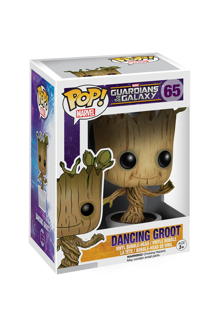 GUARDIANS OF THE GALAXY Funko Pop! Marvel: Guardians Of The Galaxy - Groot
