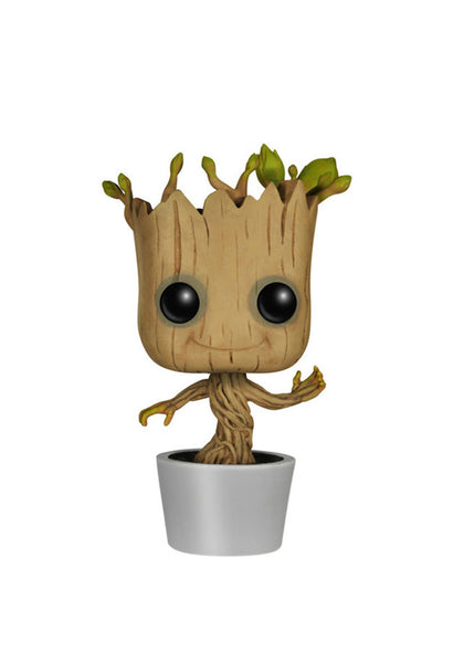 Funko Pop Marvel Guardians Of The Galaxy Groot Newbury