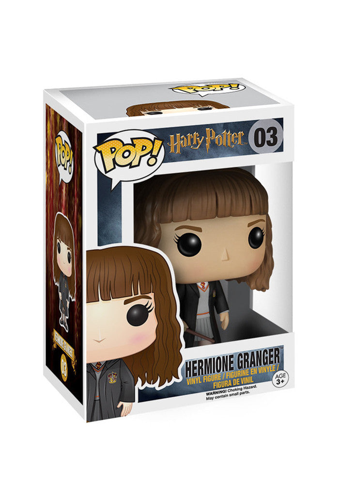 HARRY POTTER Funko Pop! Movies: Harry Potter - Hermione Granger