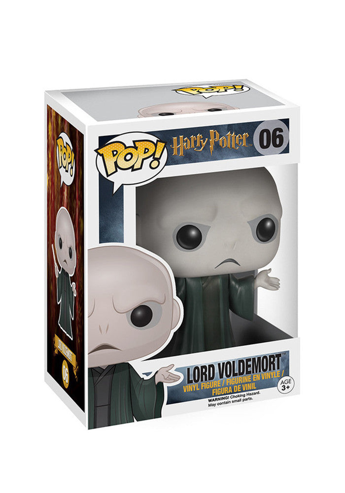 HARRY POTTER Funko Pop! Movies: Harry Potter - Lord Voldemort