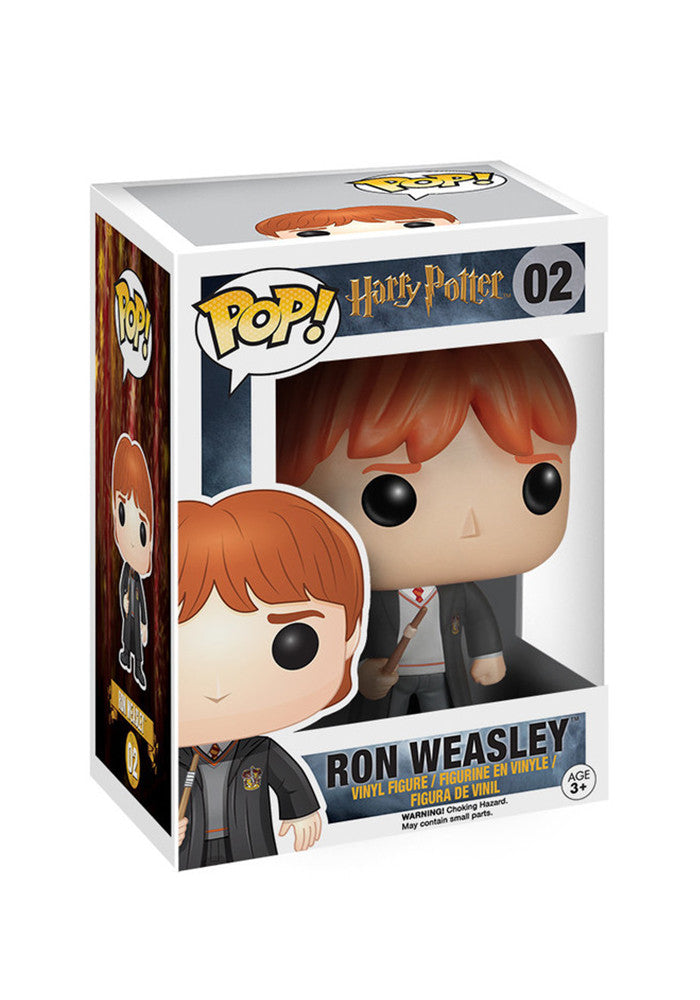 HARRY POTTER Funko Pop! Movies: Harry Potter - Ron Weasley