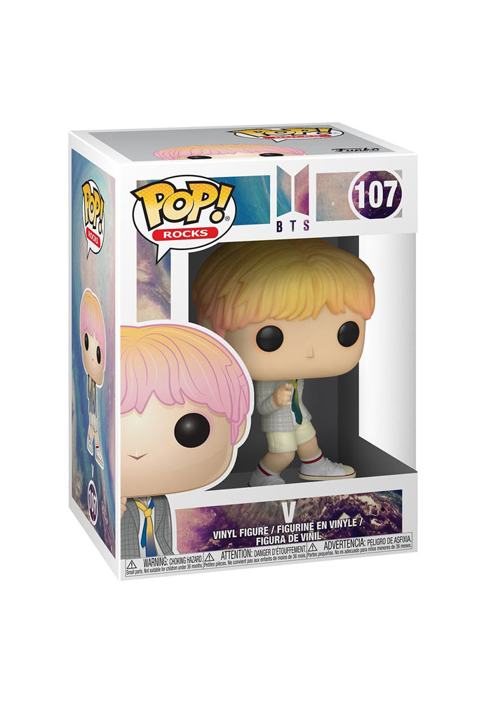 BTS Funko Pop! Rocks: BTS - V
