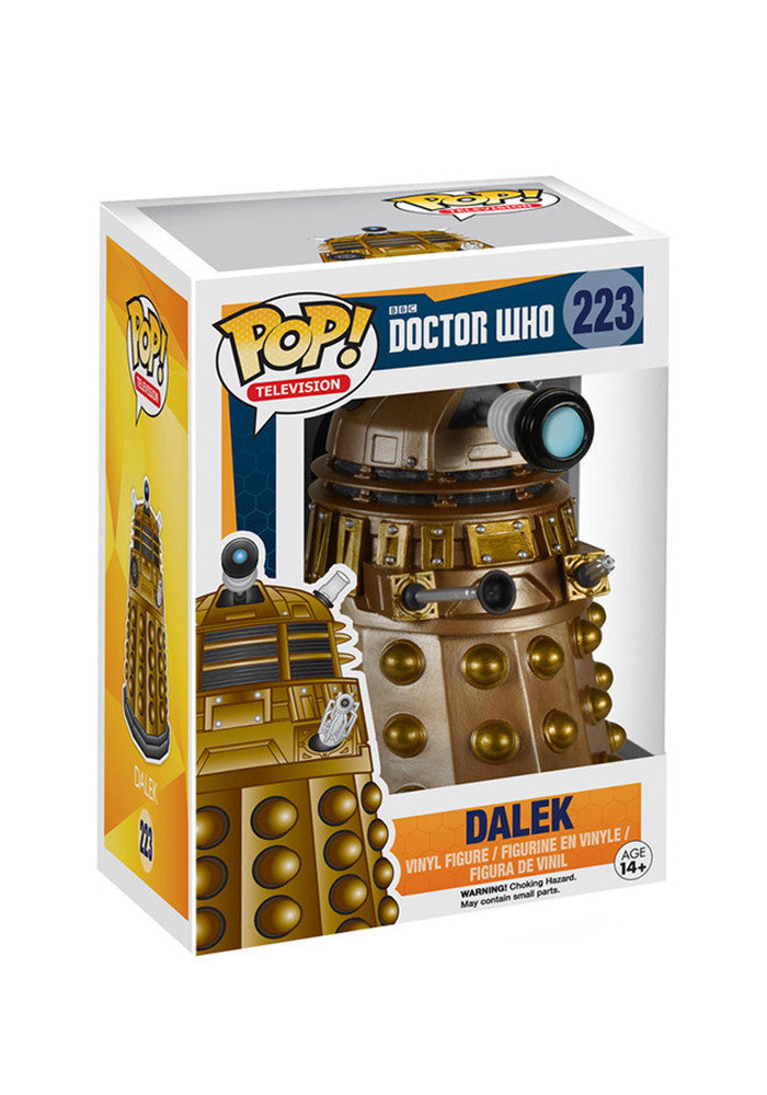 DOCTOR WHO Funko Pop! TV: Doctor Who - Dalek