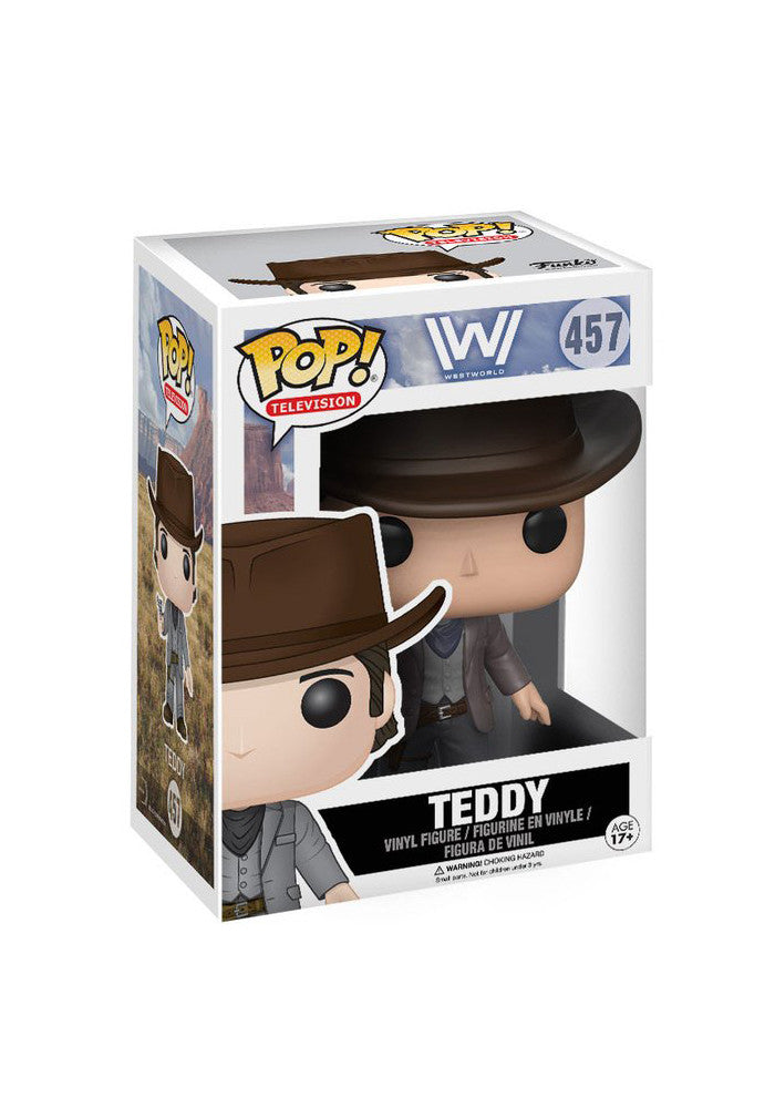 WESTWORLD Funko Pop! TV: Westworld - Teddy