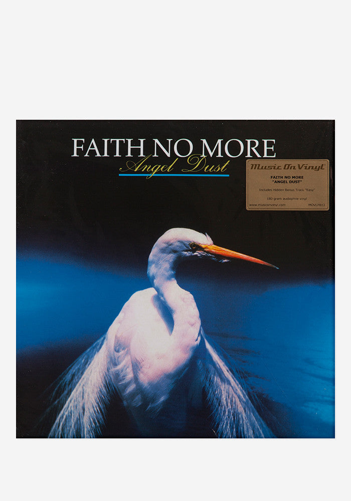FAITH NO MORE Angel Dust  2 LP