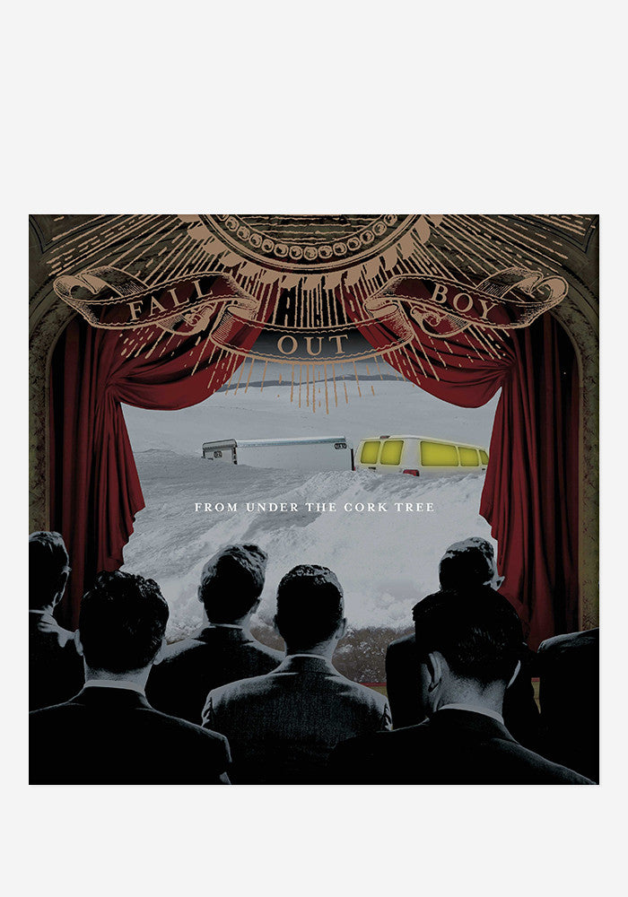 FALL OUT BOY From Under The Cork Tree 2 LP