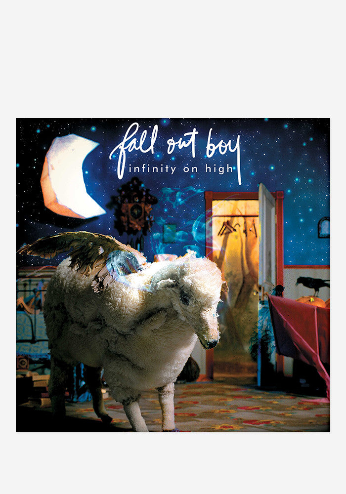 Fall Out Boy Infinity On High 2 Lp Vinyl Newbury Comics