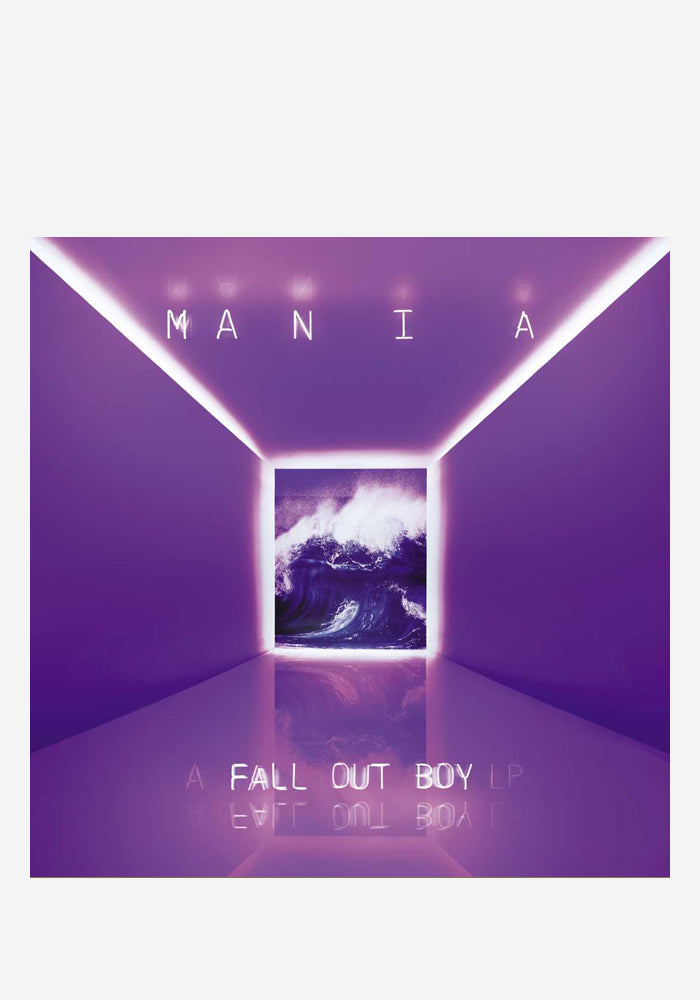 fall out boy mania lp vinyl newbury comics