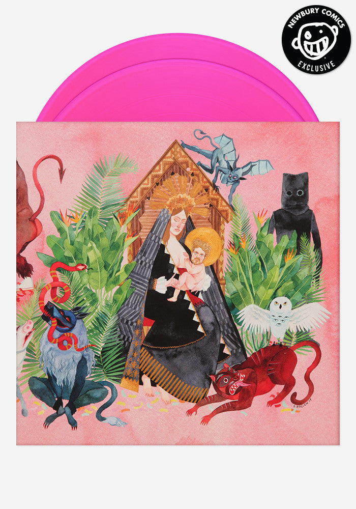 FATHER JOHN MISTY I Love You, Honeybear Exclusive 2 LP