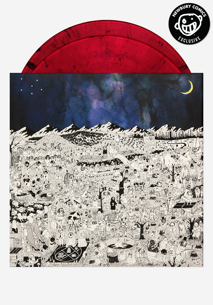 FATHER JOHN MISTY Pure Comedy Exclusive 2LP