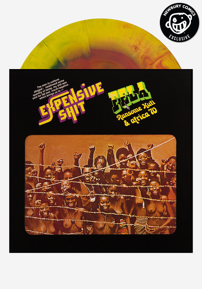 FELA KUTI Expensive Shit Exclusive LP