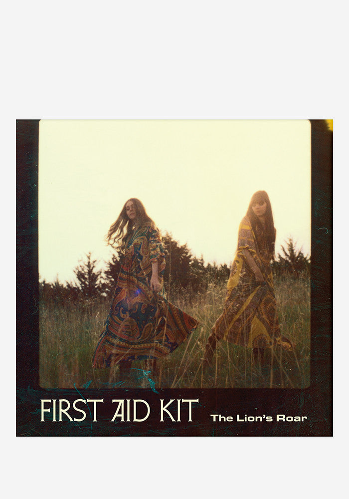 FIRST AID KIT The Lion's Roar LP