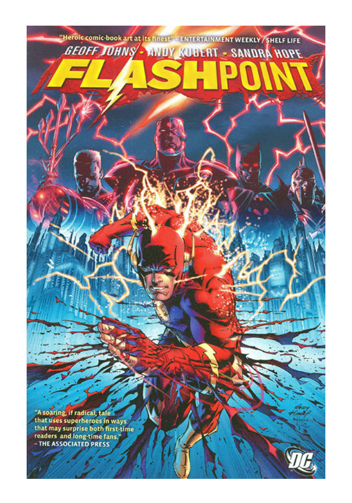 DC COMICS Flashpoint Graphic Novel