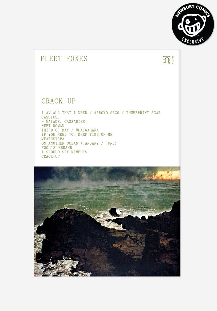 FLEET FOXES Crack-Up Exclusive Cassette