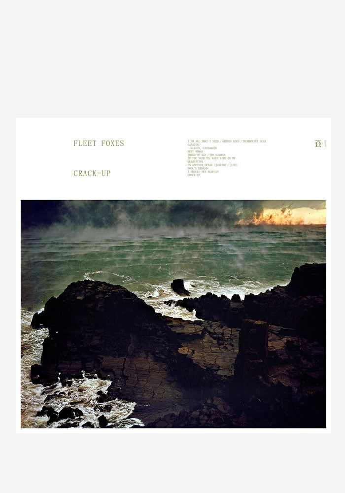 FLEET FOXES Crack-Up 2 LP