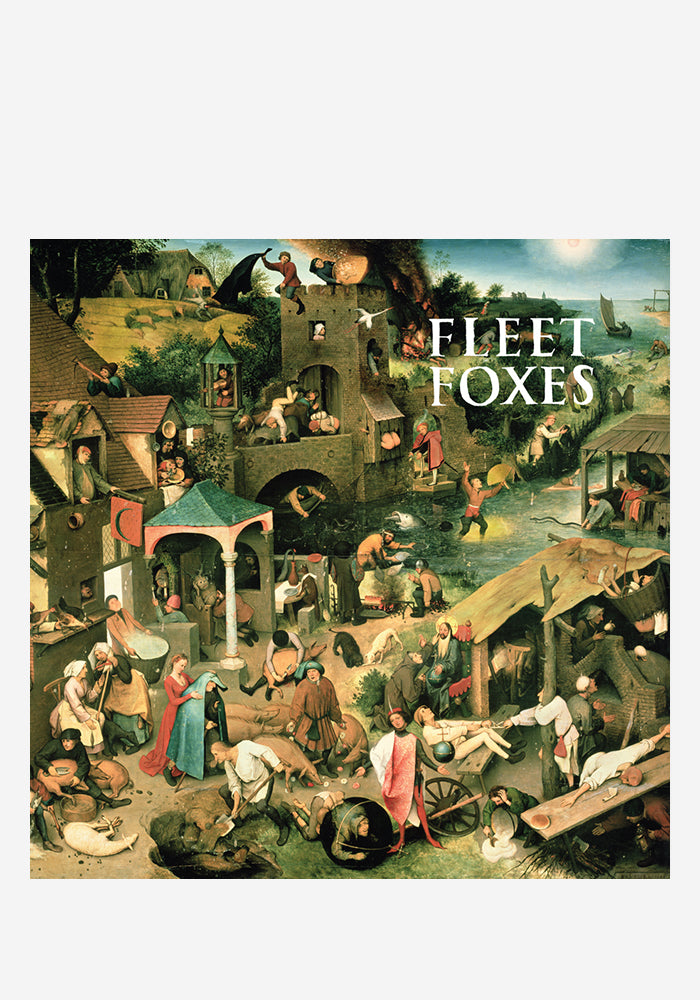 FLEET FOXES Fleet Foxes LP + Sun Giant EP