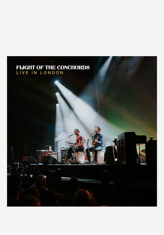 FLIGHT OF THE CONCHORDS Flight Of The Conchords: Live In London 3LP