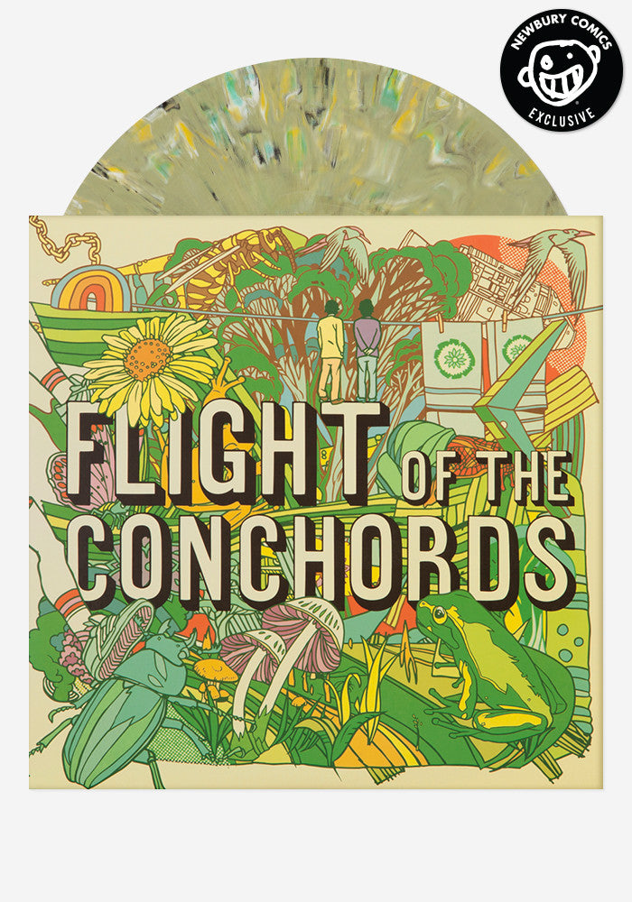 FLIGHT OF THE CONCORDS Flight Of The Concords Exclusive LP