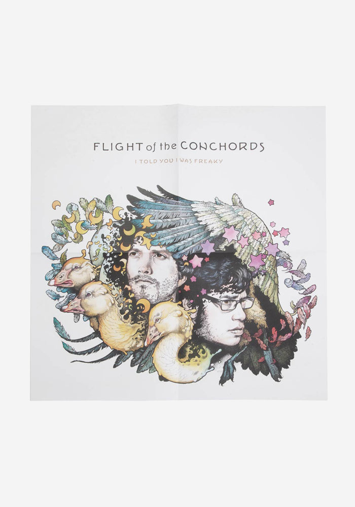 FLIGHT OF THE CONCHORDS I Told You I Was Freaky Exclusive LP