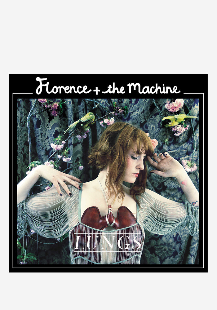 FLORENCE AND THE MACHINE Lungs LP (Color)