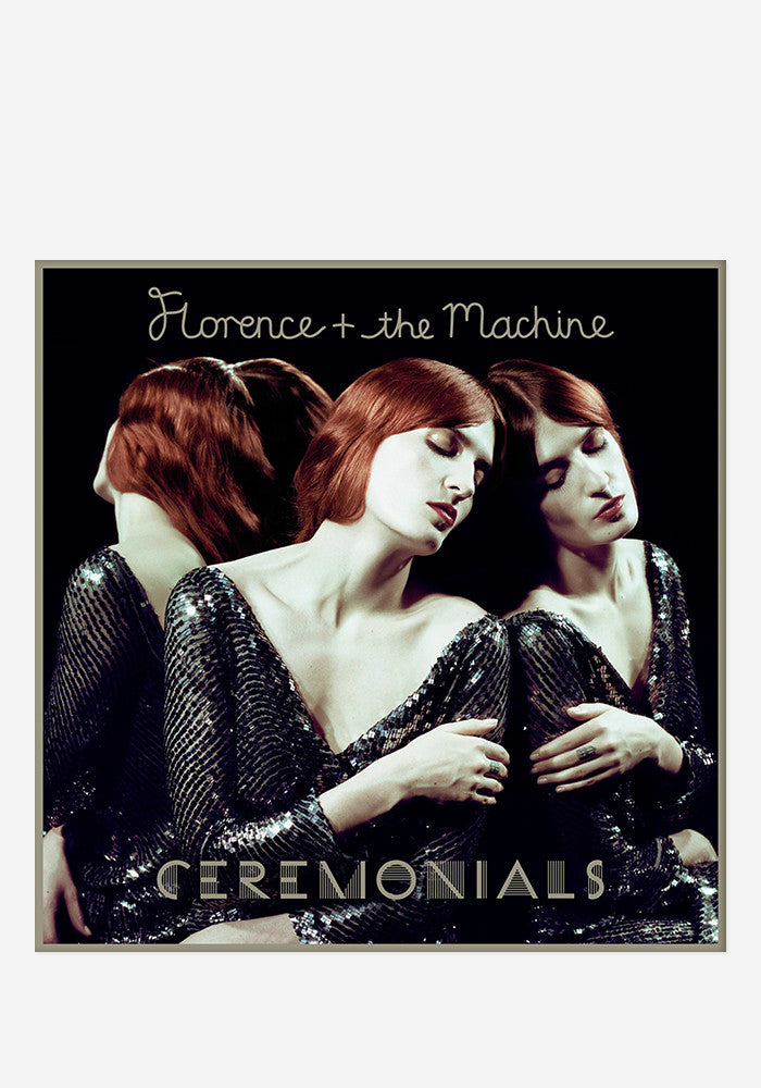 FLORENCE AND THE MACHINE Ceremonials 2 LP