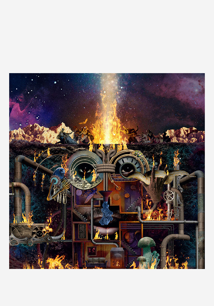 FLYING LOTUS Flamagra 2LP